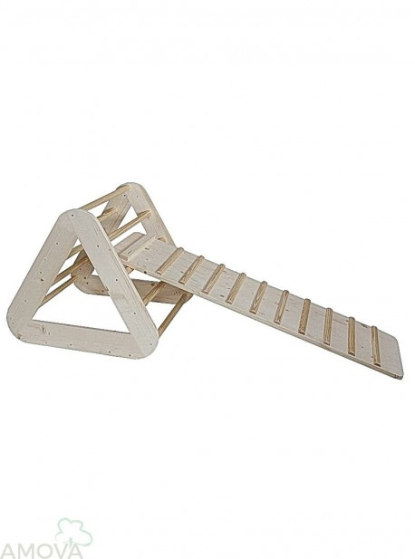 Triangulo+Rampa Pikler