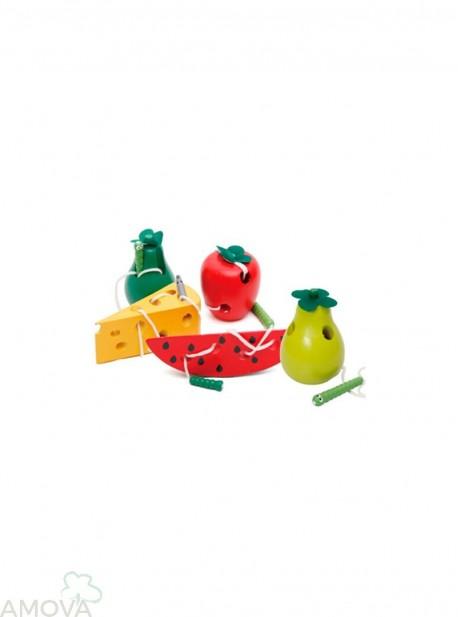 Juguete Frutas