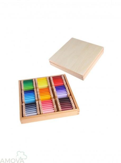 Caja de Colores 01